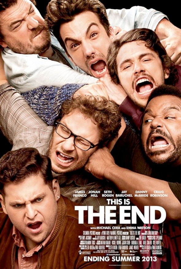 This is the End - First Poster