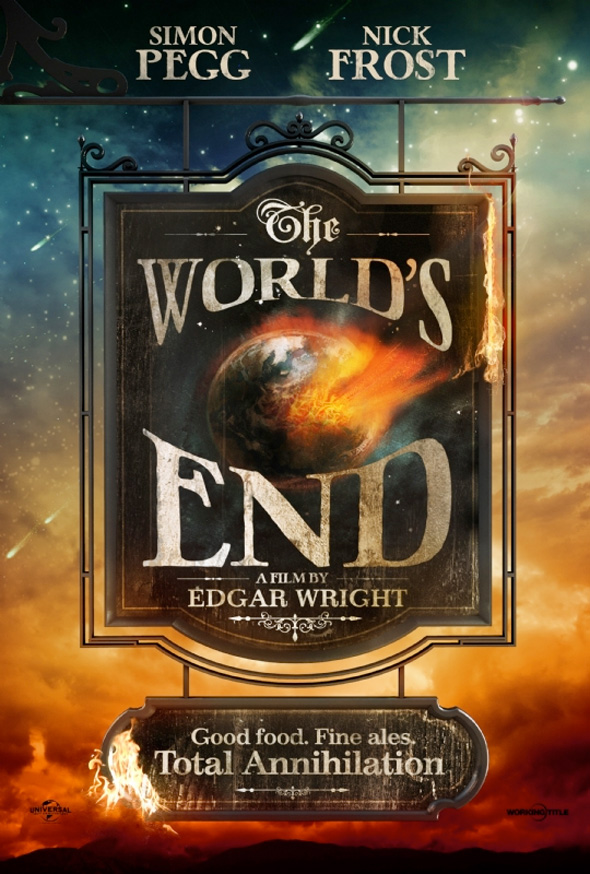 The World's End - Teaser Poster