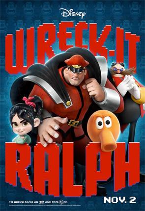 Wreck-It Ralph - Poster - 3