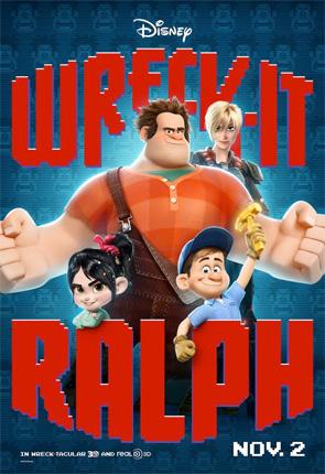 Wreck-It Ralph - Poster - 1