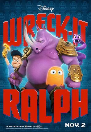 Wreck-It Ralph - Poster 4