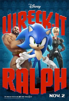 Wreck-It Ralph - Poster - 2