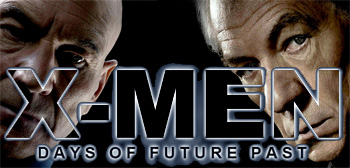 X-Men: Days of Future Past / Magneto and Professor X