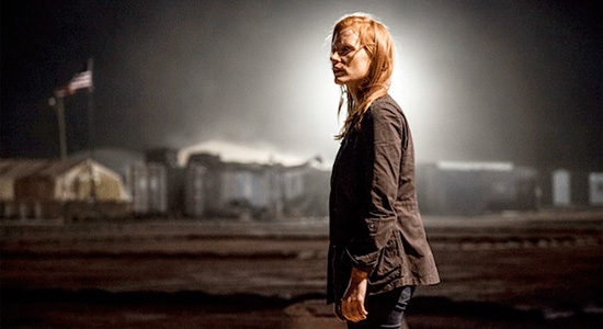 Zero Dark Thirty - Jessica Chastain