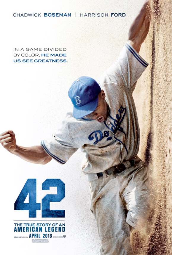 42 Official Poster