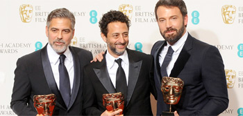 Ben Affleck Argo BAFTA