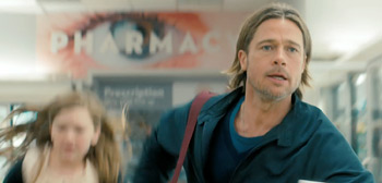 World War Z Super Bowl Spot