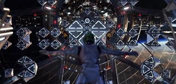 Ender's Game Footage