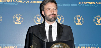 Ben Affleck - Directors Guild Awards