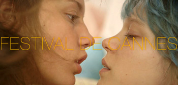 Cannes 2013 - Blue is the Warmest Color