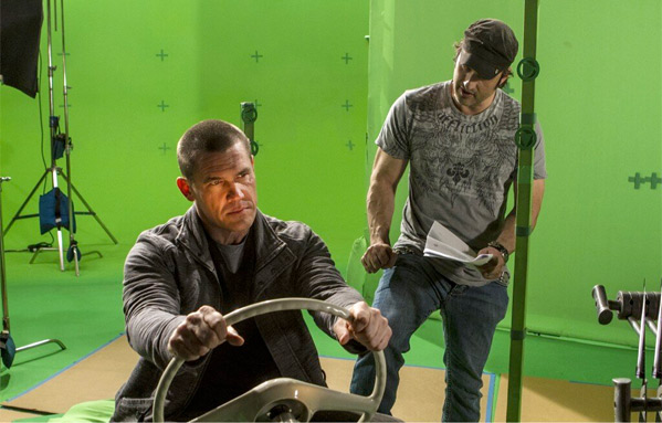 Josh Brolin in Sin City: A Dame to Kill For