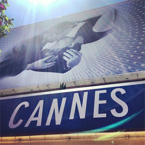 Cannes 2013 Instagram