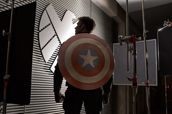 Captain America: The Winter Soldier First Set Photo