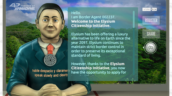 Elysium Citizenship Initiative