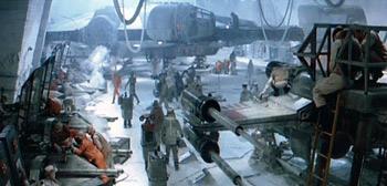 Star Wars Hoth Set