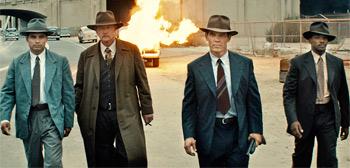 Gangster Squad Sound Off