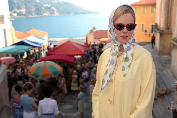 Nicole Kidman as Grace Kelly in Grace of Monaco
