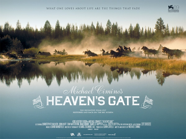 Heaven's Gate Poster Art