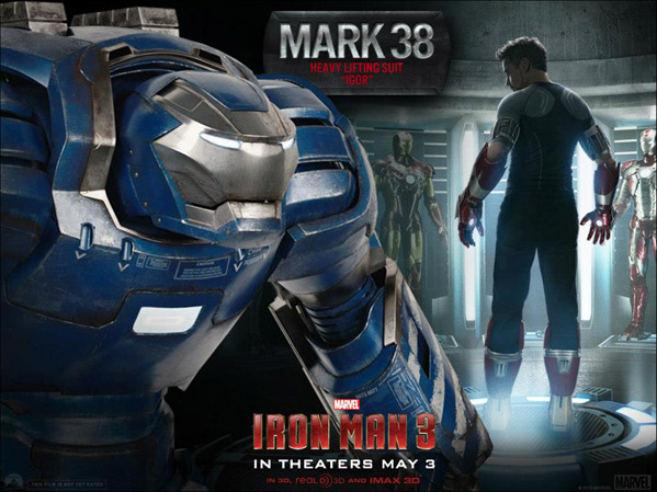 Iron Man's Igor Armor