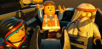 LEGO Movie Trailer