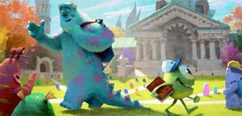 Monsters University Featurette