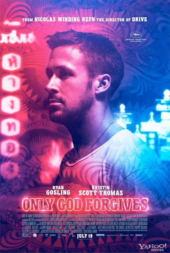Only God Forgives - Ryan Gosling