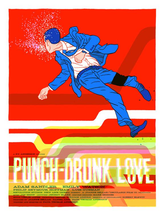 PTA Mondo - Punch Drunk Love