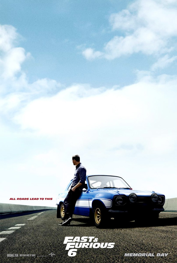 Paul Walker - Fast & Furious 6