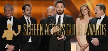 SAG Awards - Argo