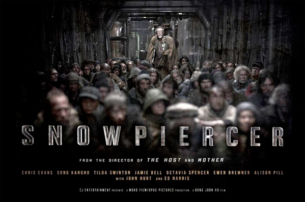 Snowpiercer First Poster