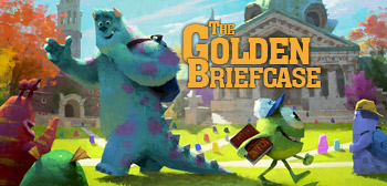 The Golden Briefcase - Monsters University