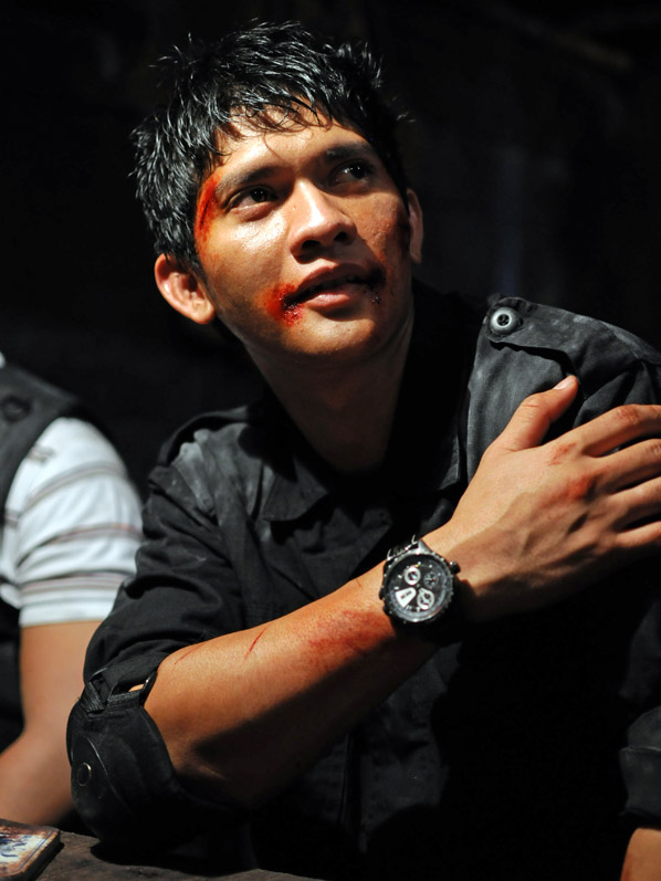 The Raid 2 Begins Production