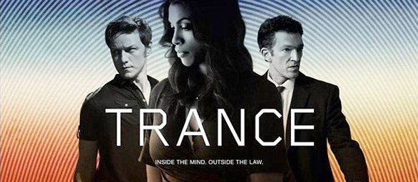 Danny Boyle's Trance