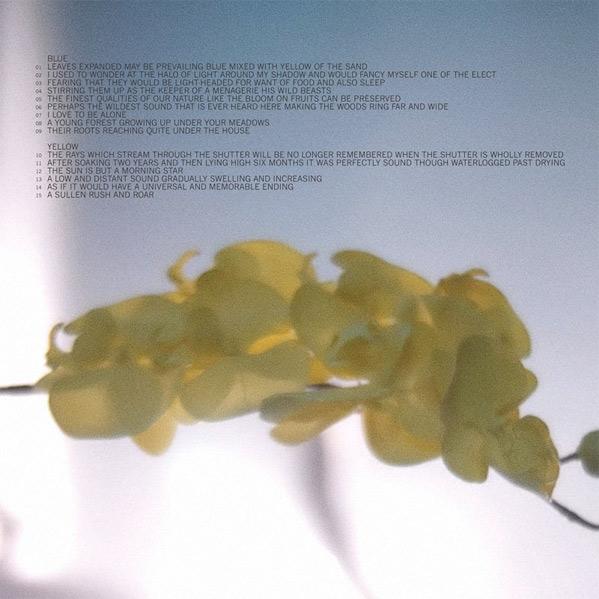 Upstream Color Soundtrack