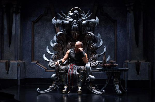 Riddick Throne