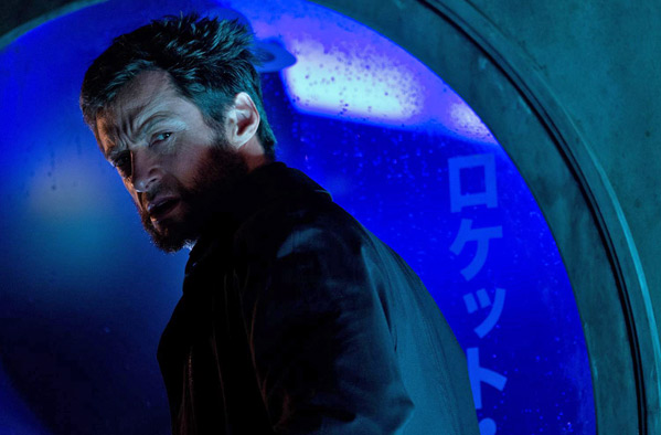 The Wolverine Blue Photo