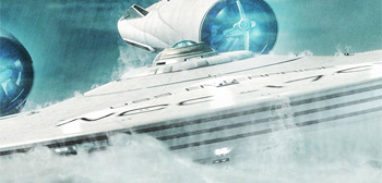 Star Trek Into Darkness Enterprise