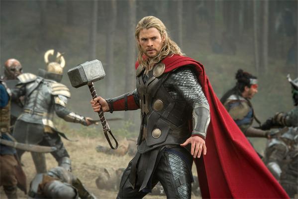 Thor: The Dark World Website