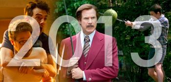 Best Comedies of 2013