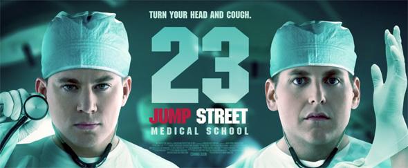 Jump Street Sequels