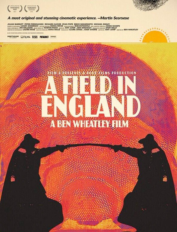 A Field in England Poster