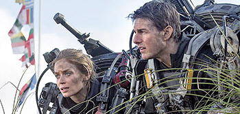 All You Need is Kill Sci-Fi