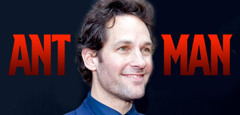 Paul Rudd - Ant-Man