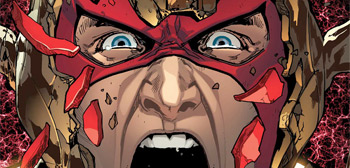 Hank Pym Ultron Face