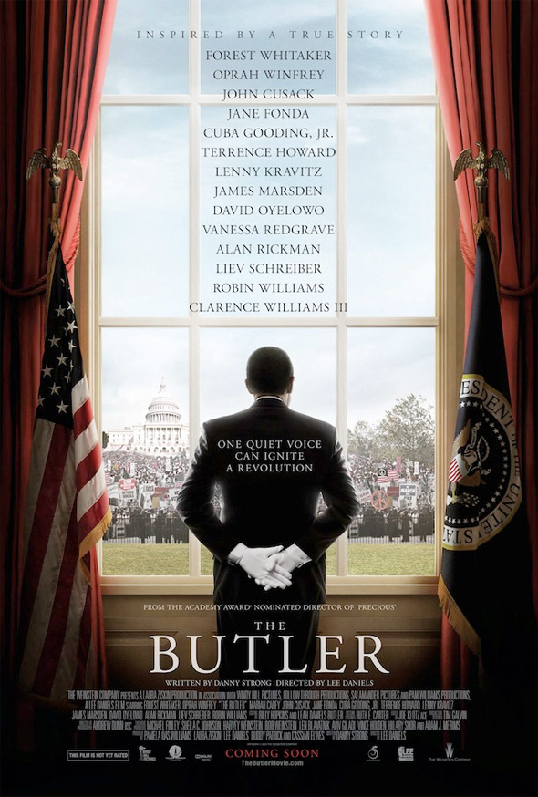 The Butler Poster Original