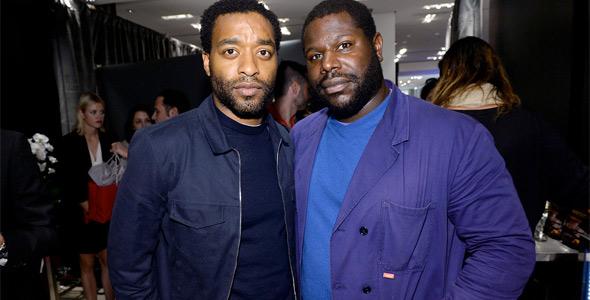 Chiwetel Ejiofor & Director Steve McQueen