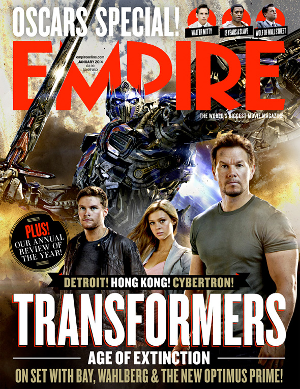 Empire Magazine - Transformers: Age of Extinction