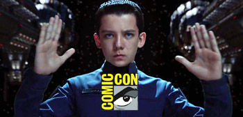 Ender's Game Comic-Con