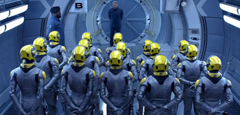 Ender's Game Recruiting