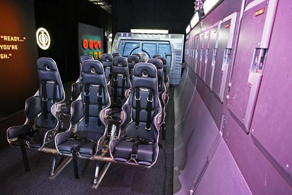 Ender's Game Fan Experience Photos - Comic-Con 2013